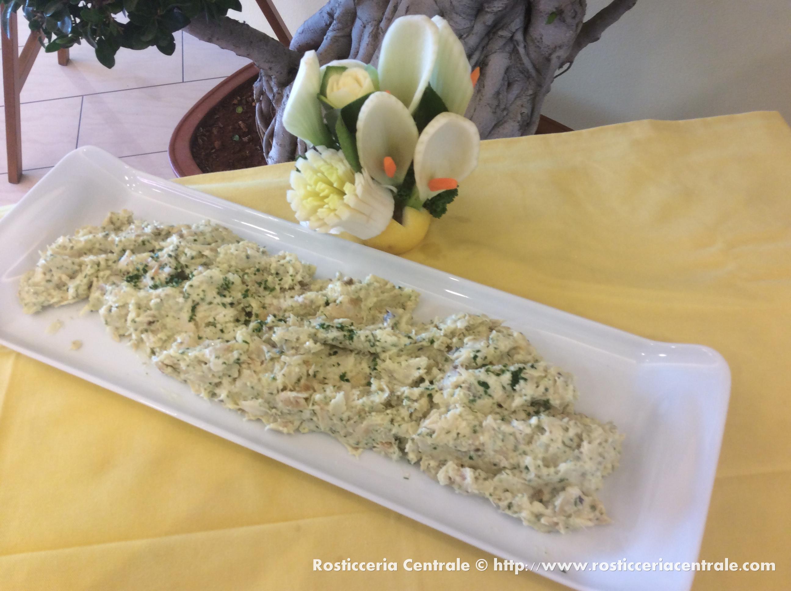 Baccalà in insalata
