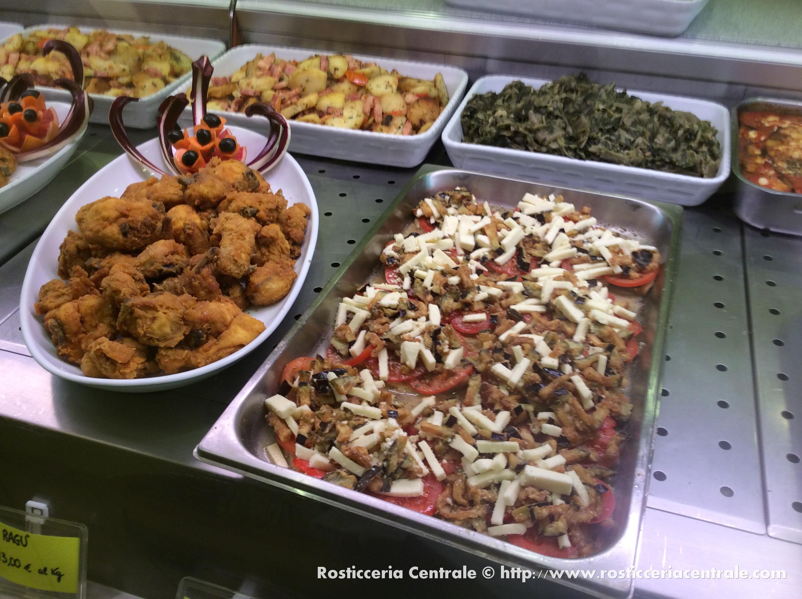 Scaloppa alla siciliana