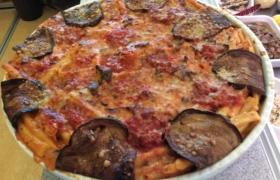 Ziti pasticciati alla siciliana