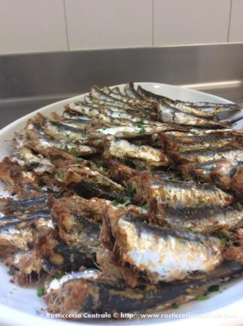 Sardine ai ferri