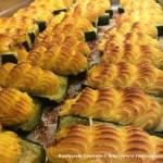 Zucchine farcite con patate